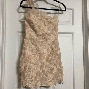 Free People Dresses - Free People saylor dress size small lace shoulder